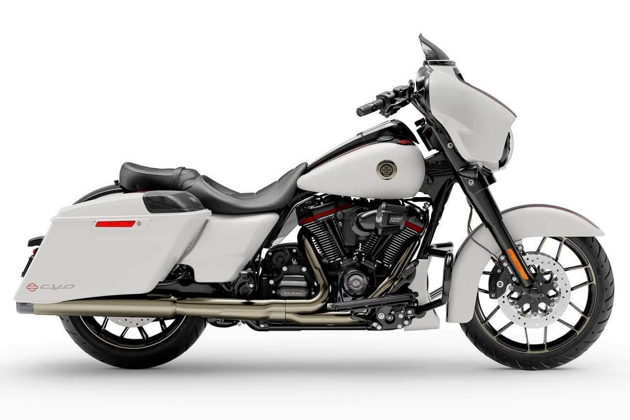Harley-Davidson Harley Davidson CVO Street Glide technical specifications